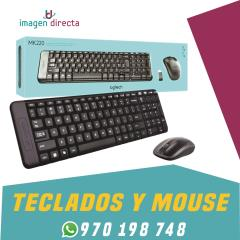 Teclaro mk120 logitech