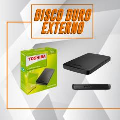 Disco externo de 1 tb Toshiba