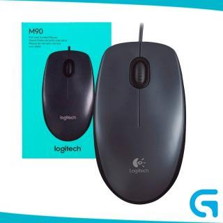 Mouse óptico  M90 alambrico
